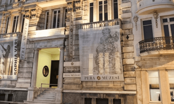 pera müzesi youtube