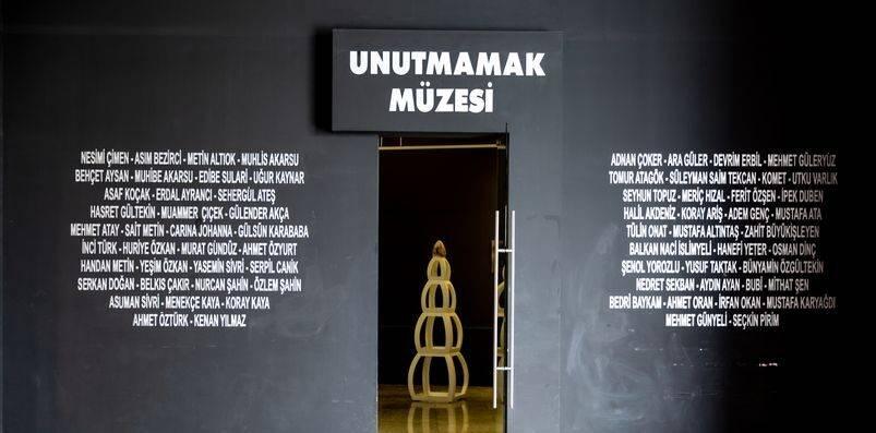 unutmamak müzesi