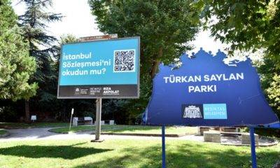 istanbul sözleşmesi Beşiktaş Belediyesi