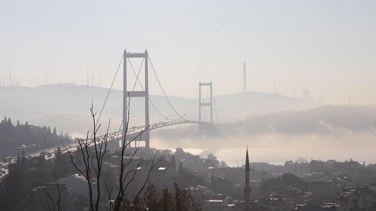 istanbul hava kirliliği
