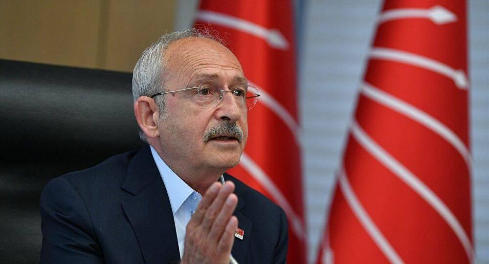 Kemal Kılıçdaroğlu Lozan