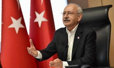 siyasi parti liderlerine mektup kemal kılıçdaroğlu