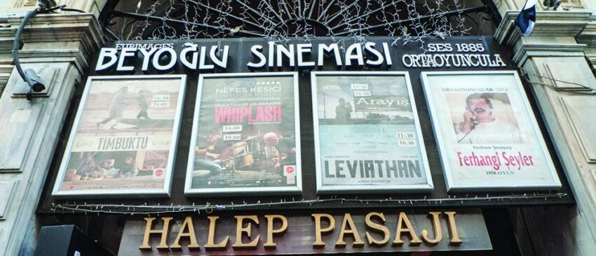 Beyoğlu sineması şehre dönüş