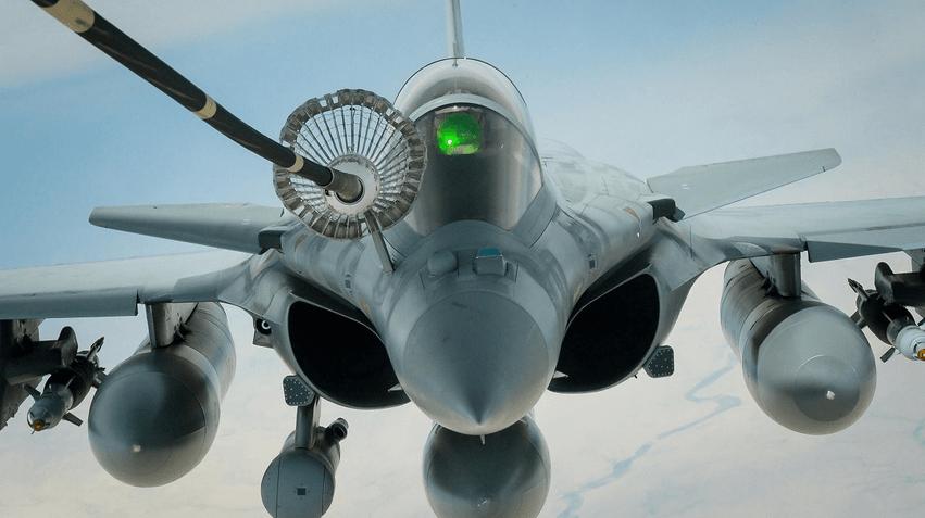 savaş uçağı fransa