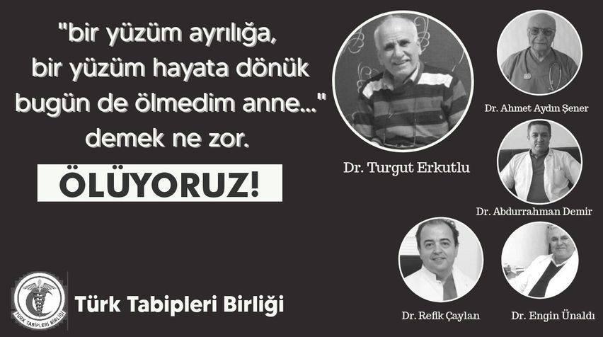 Türk tabipleri birliği Fahrettin koca randevu