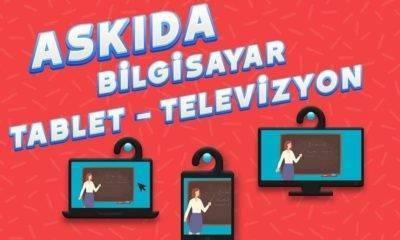 askıda cihaz Beşiktaş Belediyesi
