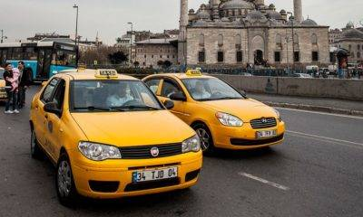 ibb yeni taksi projesi