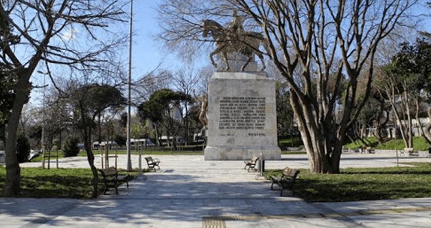 ismet Inönü parkı