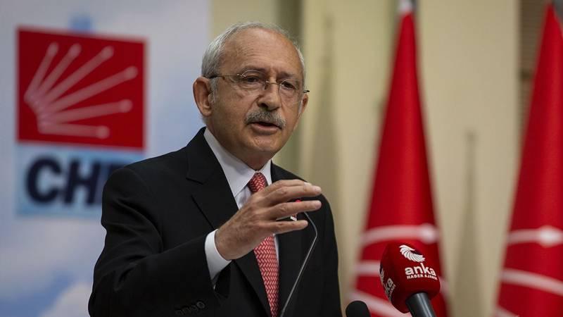 Kemal Kılıçdaroğlu erken seçim