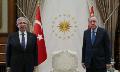 Mansur Yavaş erdoğan görüşme