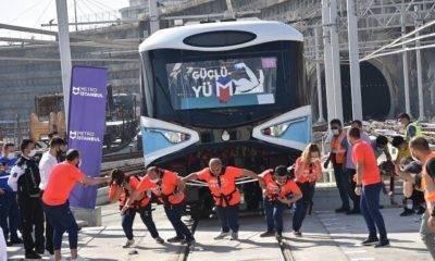 Tren Çekme Yarışması