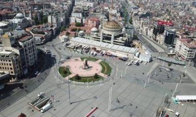 Ekrem imamoğlu taksim meydanı projesi