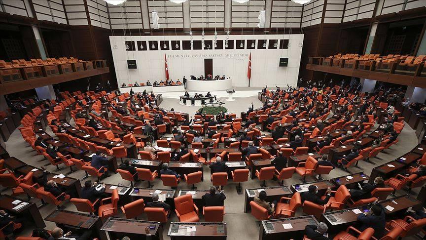 TBMM'de 32 milletvekili