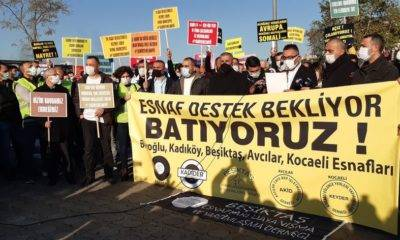 beyder esnaflar Kadıköy eylem pandemi