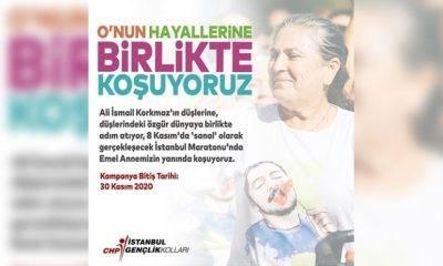 CHP İstanbul Gençlik Kolları