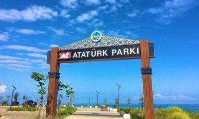 Ercüment Çervatoğlu Atatürk Parkı