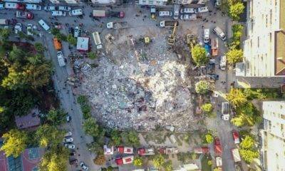İTÜ izmir depremi