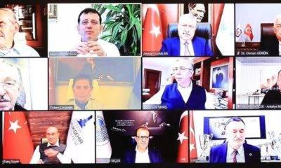 CHP'li 11 Büyükşehir Belediye Başkanı
