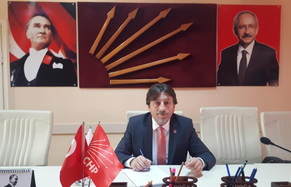 yerel esnaf Alaaddin Güncer
