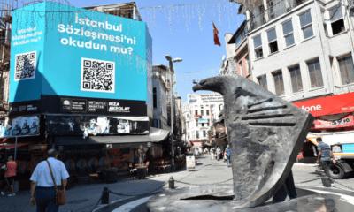 Beşiktaş Belediyesi kristal elma