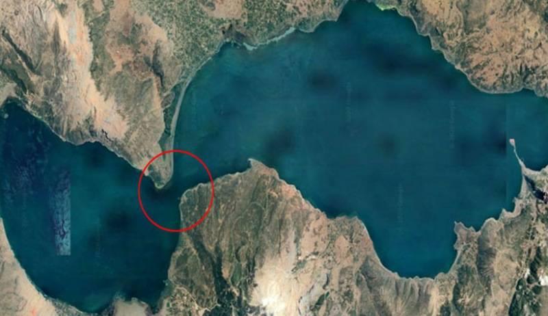 Eğirdir Gölü İkiye Bölünebilir