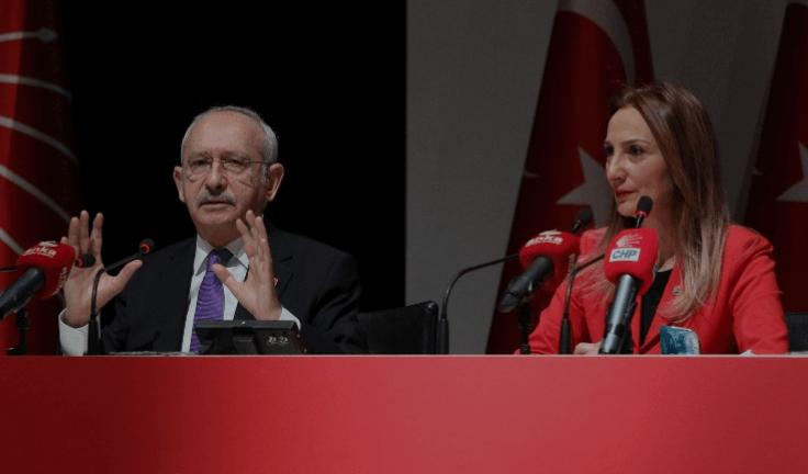 CHP'li Nazlıaka: 'YaşamHak Şiddetin Son Bulma Adresi'dir'