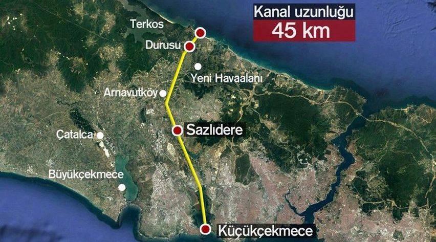 Medet Güney Kanal İstanbul Su Çevre Mühendisi