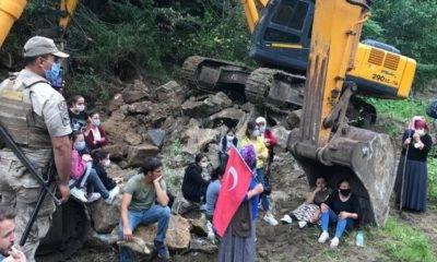 Ordu STK'ları Maden HES ORÇEV ORDEF