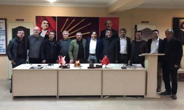 Alaaddin Güncer CHP Kırklareli