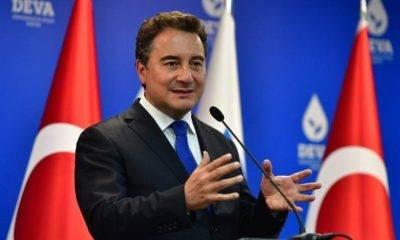 Ali Babacan Paris İklim Anlaşması
