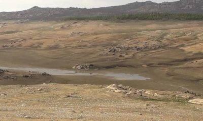 kayalı barajı kuraklık çöl
