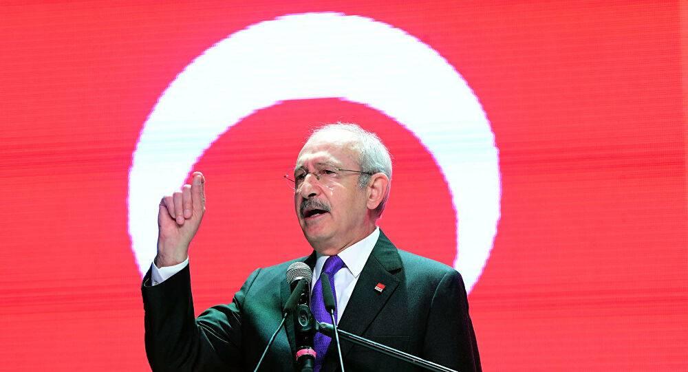 Akif Beki Kılıçdaroğlu tasfiye