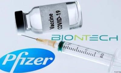 Mehmet Göker Biontech Aşı