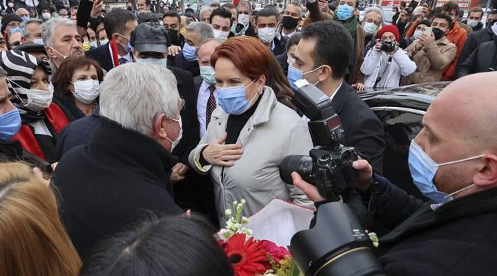 Meral Akşener Süleyman Soylu