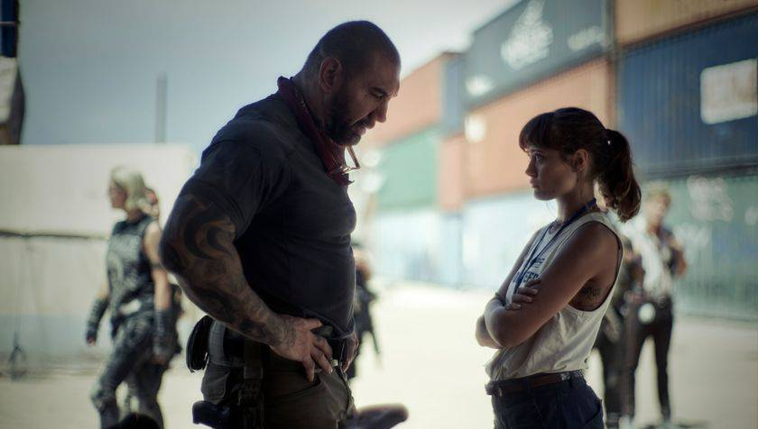 army of the dead Netflix Zack Snyder