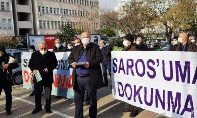 Saros Liman Projesi
