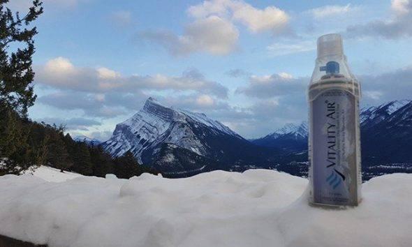 temiz hava çin şişe