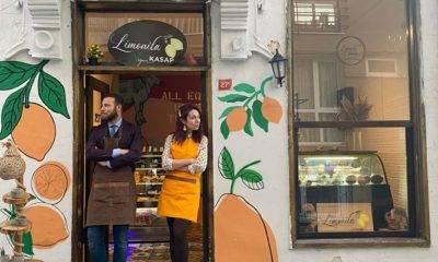 Türkiye'nin ilk vegan kasabı limonata