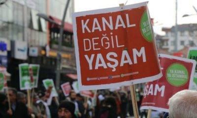 Kanal İstanbul'a İtiraz Süreci