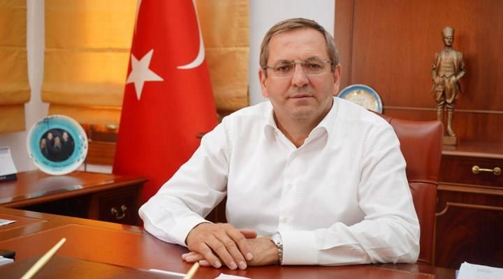 Ayvalık Belediye Başkanı Mesut Ergin Partisinden İstifa Etti