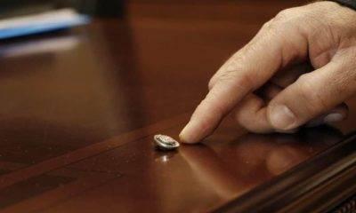 CHP'li Belediye Başkanı'nın Odasında Böcek Bulundu