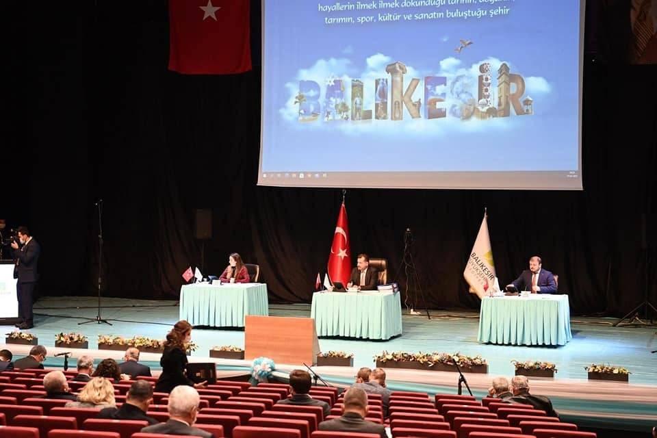 dalyan sazlıkları balıkesir büyükşehir belediye meclisi