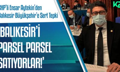 ensar Aytekin Balıkesir Büyükşehir Belediyesi