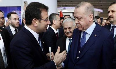Ekrem İmamoğlu İki Talep Erdoğan İsmail Küçükkaya