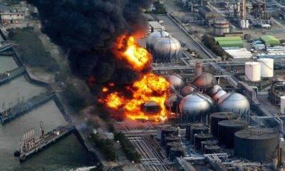Fukuşima Felaketi