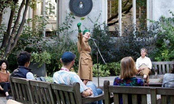 İKSV Soruyor: Kültür-Sanat Ekolojik Dönüşümde Nasıl Bir Rol Oynayabilir?
