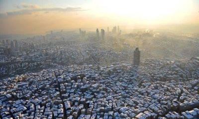 İstanbul'da Hava Kirliliğinin En Yoğun Olduğu İlçeler