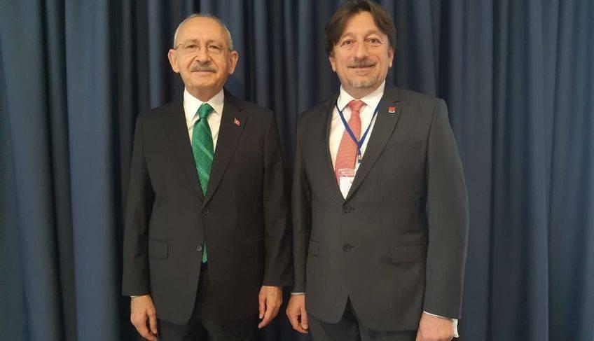Balkan Masası CHP Alaaddin Güncer
