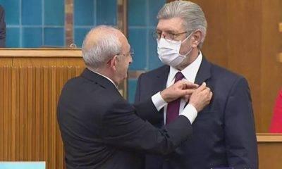 Saadet Partisi'nden İstifa Eden Cihangir İslam, CHP'ye Katıldı