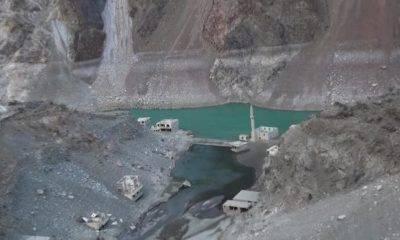 Çoruh Nehri'ndeki Barajlarda Su Seviyesi Düştü